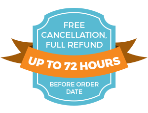 72 Hours Full Refund